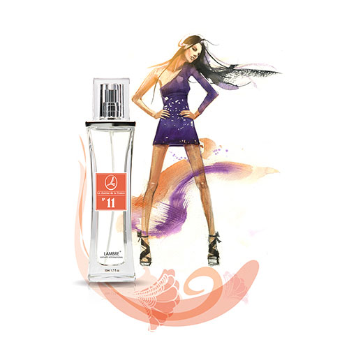 Духи и парфюмированная вода LAMBRE №11 – для поклонников Angel от Thierry Mugler