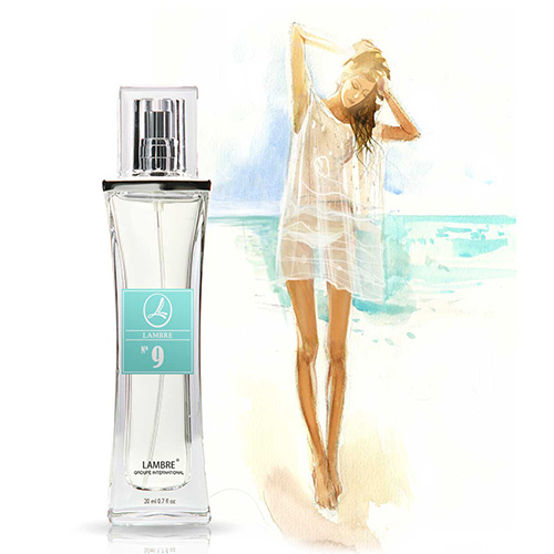 Духи и парфюмированная вода LAMBRE №9 – напоминают L'eau par Kenzo от Kenzo
