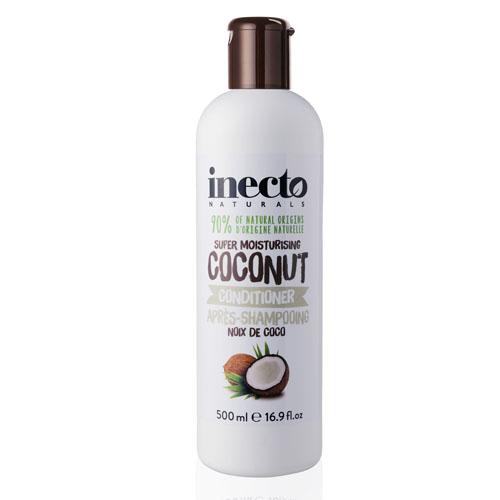 Кондиционер для волос питательный с маслом кокоса Inecto Naturals Coconut Conditioner