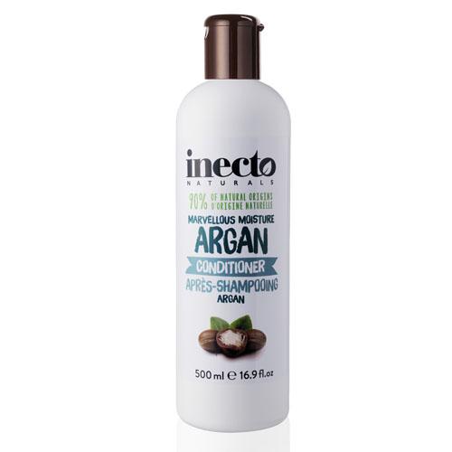 Кондиционер для волос увлажняющий с аргановым маслом Inecto Naturals Argan Conditioner