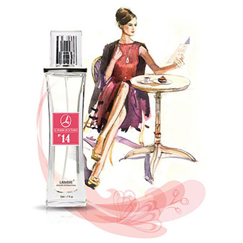 Духи и парфюмированная вода LAMBRE №14 – созвучны с Candy от Prada