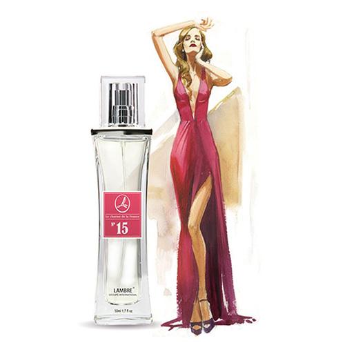 Духи и парфюмированная вода LAMBRE №15 – аналогичны Gucci Rush от Gucci