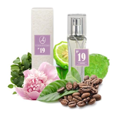 Духи и парфюмированная вода LAMBRE №19 – ценителям Noa от Cacharel