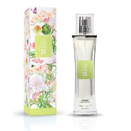 Духи и парфюмированная вода LAMBRE №23 – созвучны с Light Blue от Dolce&Gabbana
