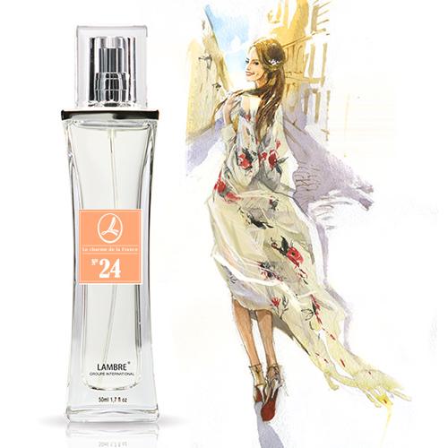 Духи и парфюмированная вода LAMBRE №24 – аналогичны L'Imperatrice от Dolce & Gabbana