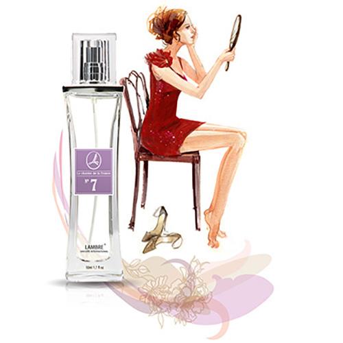Духи и парфюмированная вода LAMBRE №7 – для поклонников Laura от Laura Biagiotti
