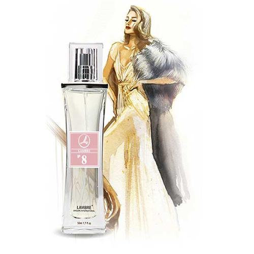 Духи и парфюмированная вода LAMBRE №8 – сходственны с Si от Georgio Armani