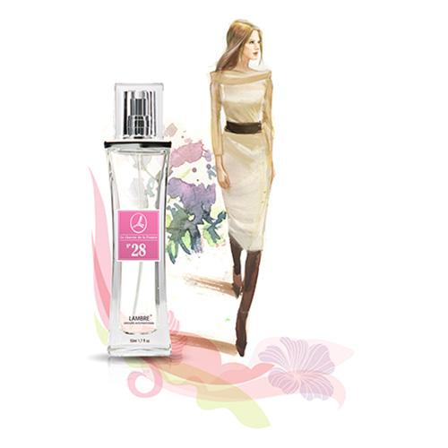 Духи и парфюмированная вода LAMBRE №28 – носят ароматические мотивы Chanel №5 от Chanel