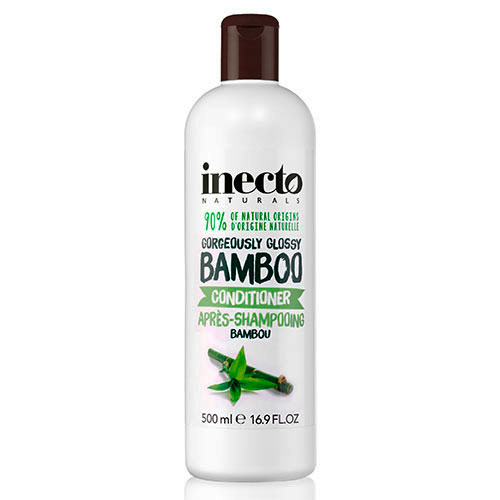 Кондиционер для блеска волос увлажняющий с экстрактом бамбука Inecto Naturals Bamboo Conditioner