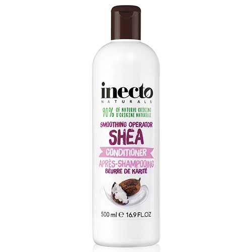 Кондиционер для непослушных волос с маслом ши Inecto Naturals Shea