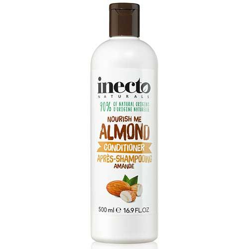 Кондиционер питательный с маслом миндаля Inecto Naturals Almond Conditioner