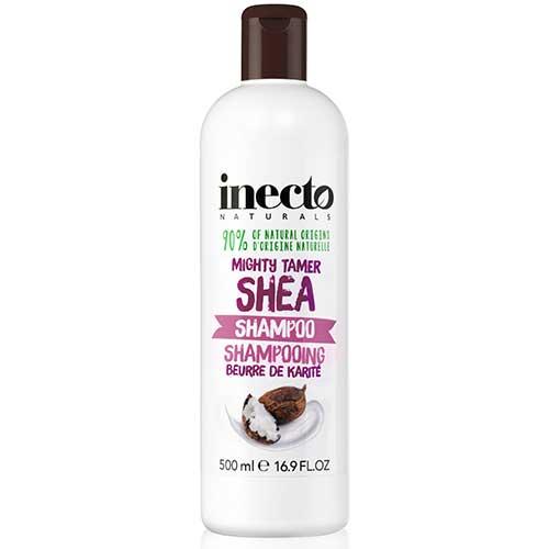 Шампунь разглаживающий с маслом ши Inecto Naturals Shea