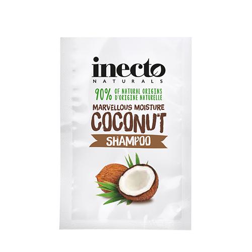 Tester inecto cocnut shampoo